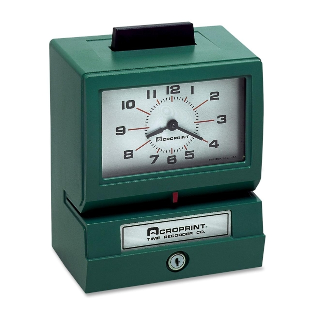 Acroprint-011070411-Manual-Time-Clock--Recorder